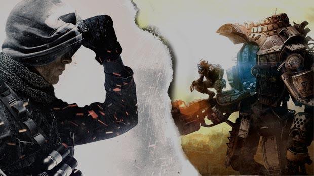 Titanfall vs CoD