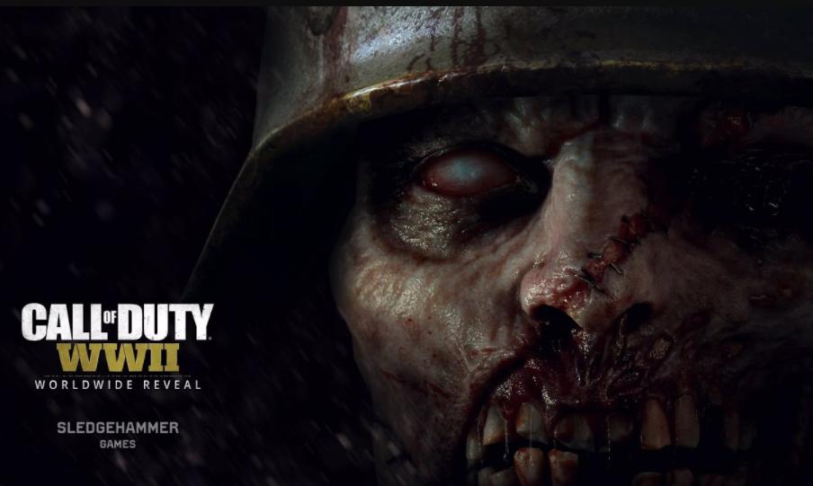 CoD: WWII Zombie