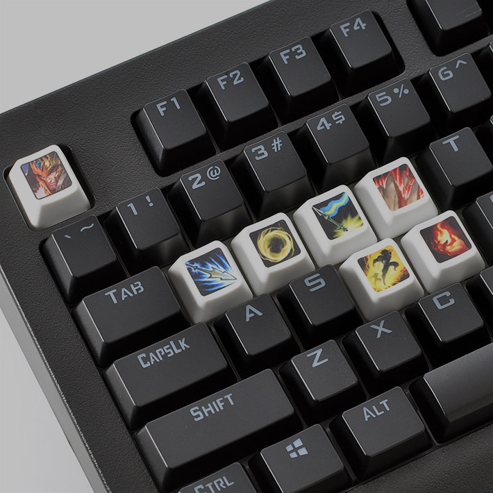 lol hot keys